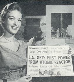nuclear reactor, rocketdyne, LAT