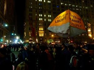 Occupy Wall Street OWS M17